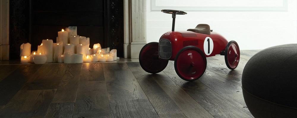 Compatibilité des parquets sur sol chauffant réversible
