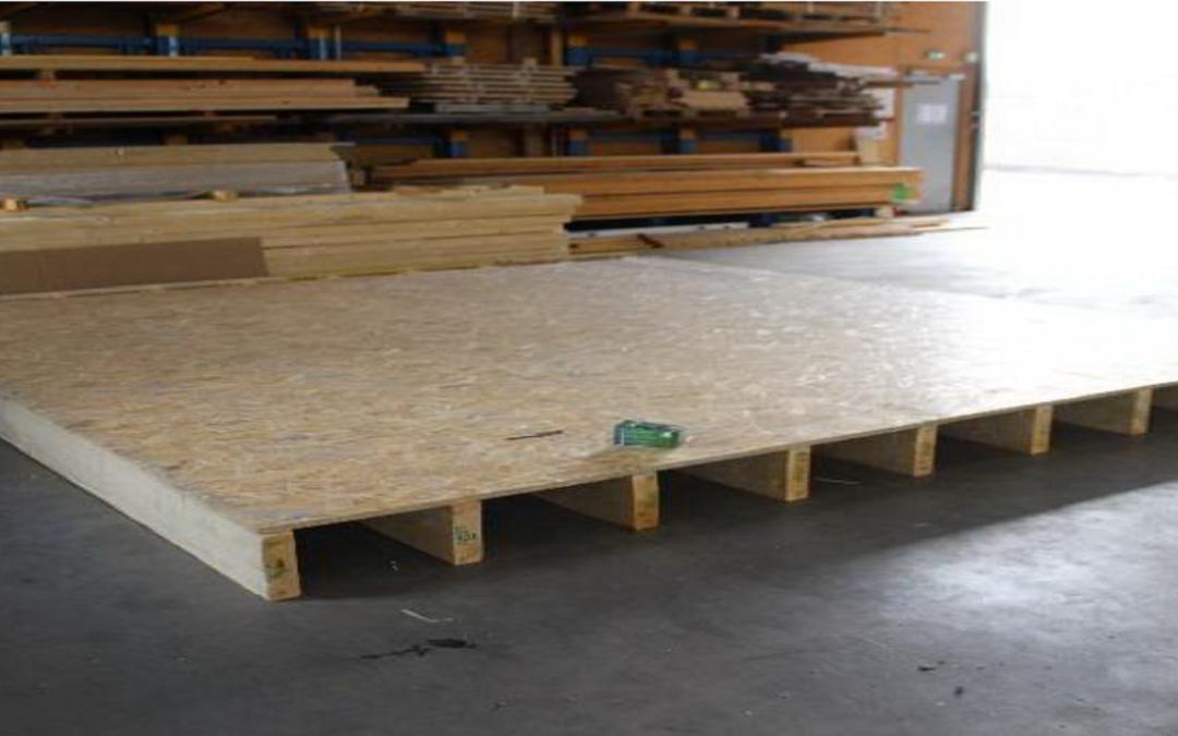 Comportement vibratoire de planchers en bois